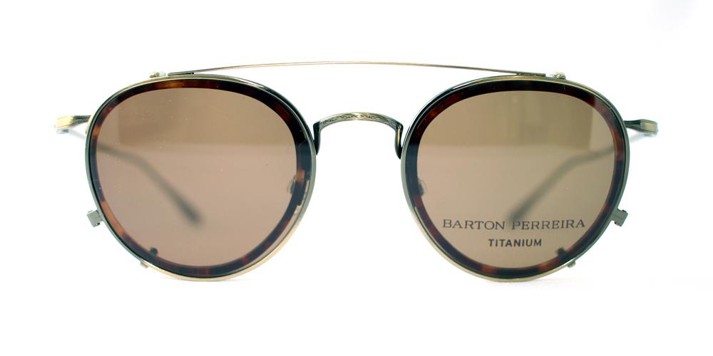 "barton perreira : バートン ペレイラ ""aalto with clip-on"""
