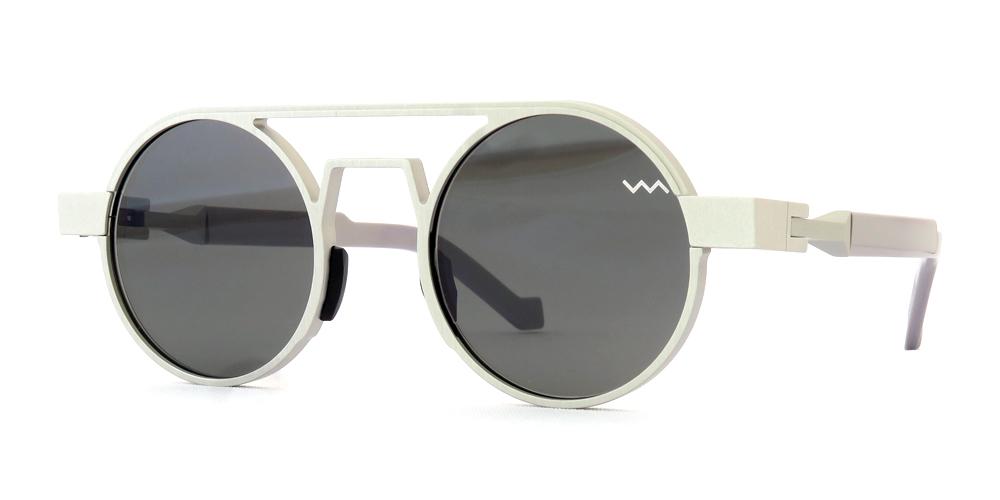 "vava eyewear : ヴァヴァ アイウェア ""wl 0019"" col*silver"