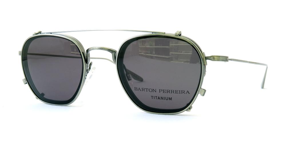 "barton perreira : バートン ペレイラ  ""alvar with clip on"""