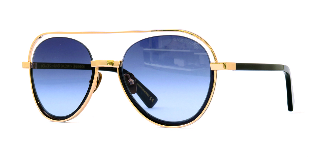 "oliver goldsmith ""decades : 2010's no.001"""