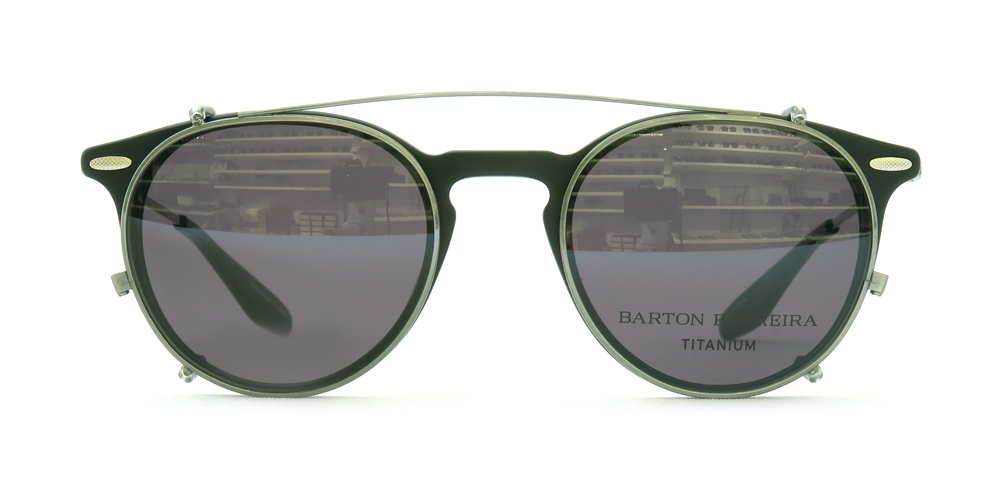 "barton perreira ""costello with clip"""